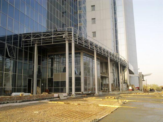Быстровозводимые здания изготовление и монтаж