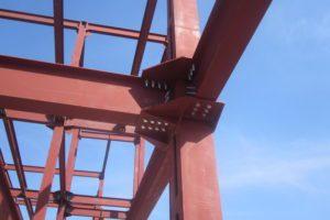 мансарда стропильная система из металла