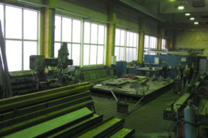 металл завод
