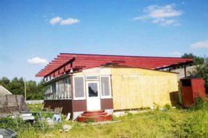 Реконструкция зданий