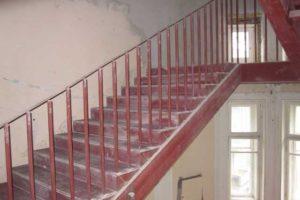 изготовление лестниц из металла