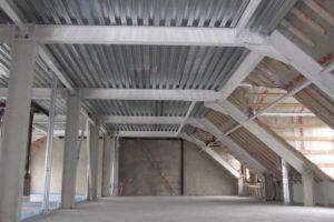 Строительные фермы для крыши