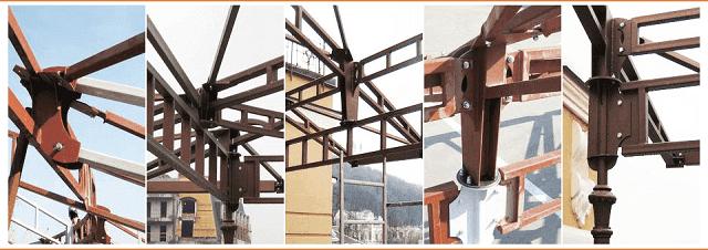Изготовление металлических конструкций и лазерная резка металла Киев