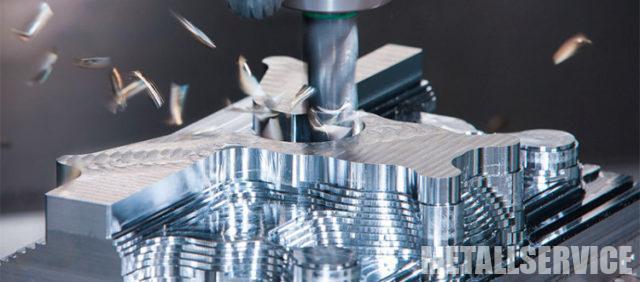 Фрезерні роботи - різання металу фрезером, Київ, Україна