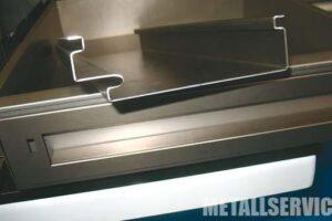 Гнучка листового металу для виробництва профілю до 5 мм