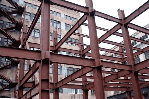 Металева колона, Київ