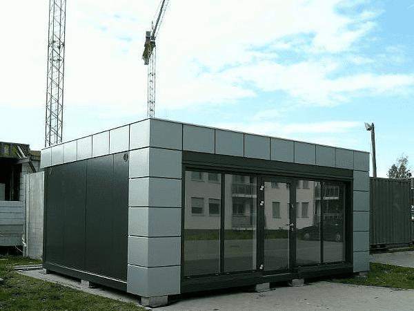 Модульные офисы. Заказать в Киеве