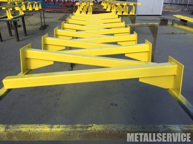 Відбійники з металу на замовлення в Києві