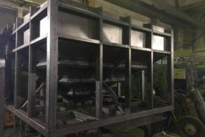 Бункер металлический изготовление