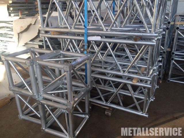 Изготовление сцены из металла на заказ в Киеве