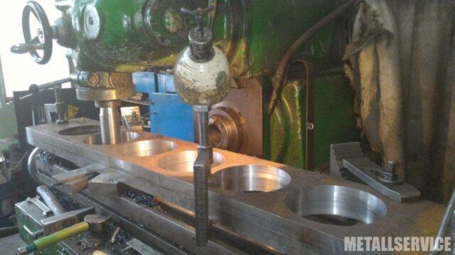 Фрезерні роботи по металу, Київ
