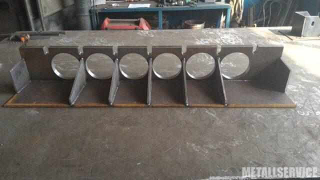 Изготовление деталей из металла на заказ в Киеве