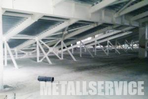 Реконструкция зданий из металла