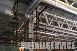 Реконструкція будівель з металу