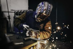 Газовая резка листового металла