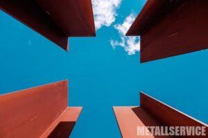 Дом из металлоконструкций строительство Киев