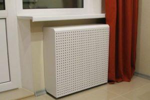 Металлические экраны на батарею (радиатор) изготовление Киев