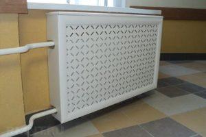 Изготовление декоративных экранов на радиаторы отопления Киев