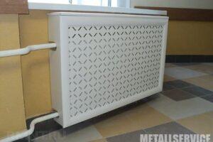Виготовлення декоративних екранів на радіатори опалення Київ