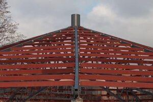 Фермы из металла - изготовление металлоконструкций