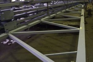 металлические фермы для крыши