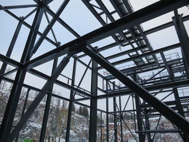 Строительство металлоконструкций