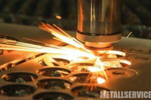 Лазерная фрезеровка металла