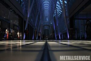 Завод по изготовлению металлоконструкций