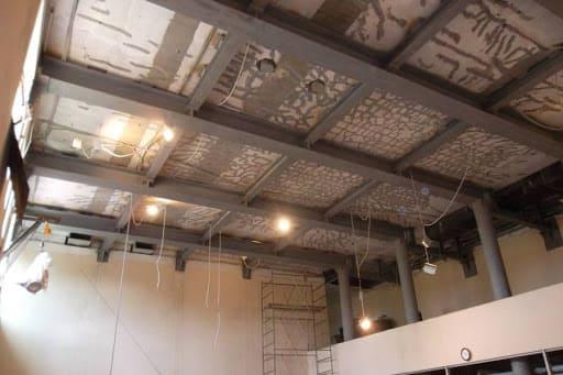Усиление несущих конструкций